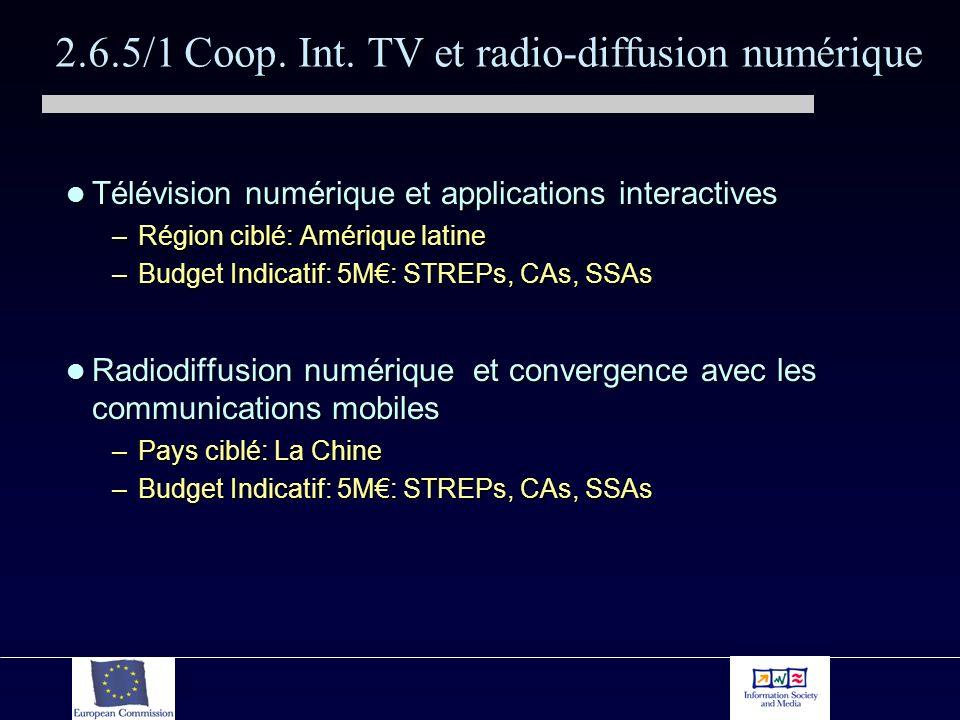 2.6.5/1 Coop. Int.