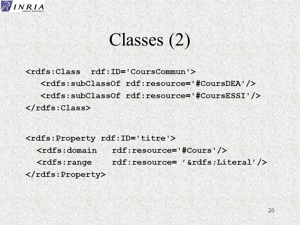 20 Classes (2)