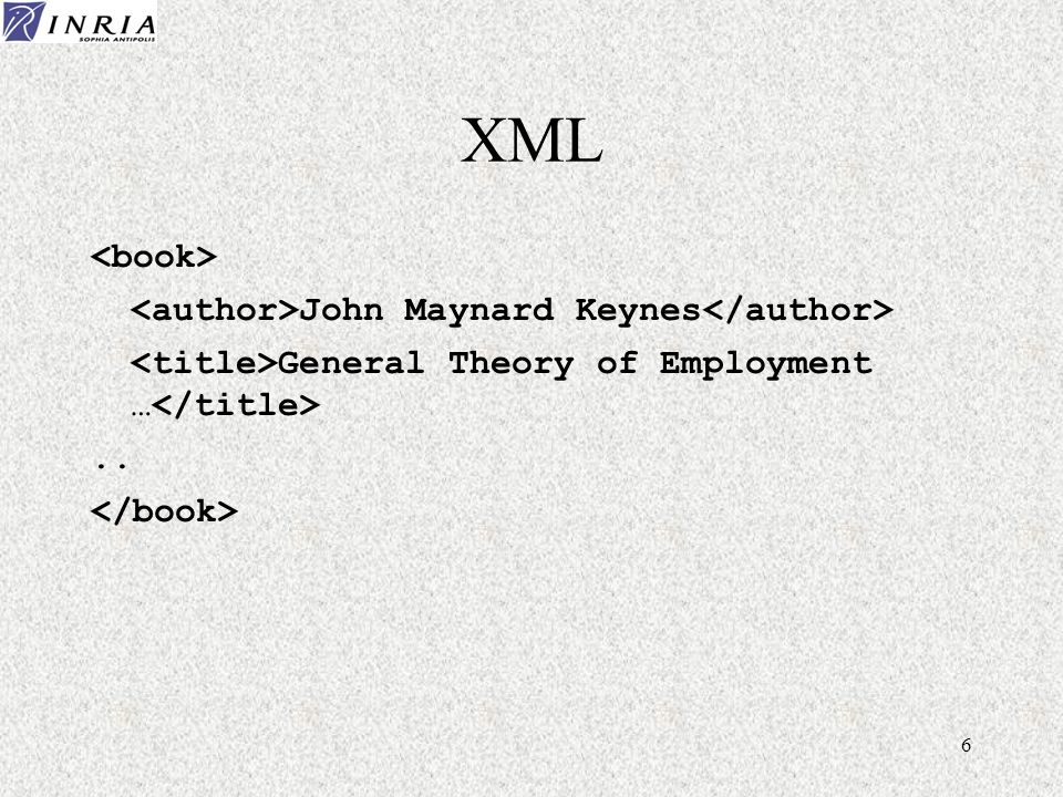 6 XML John Maynard Keynes General Theory of Employment …..