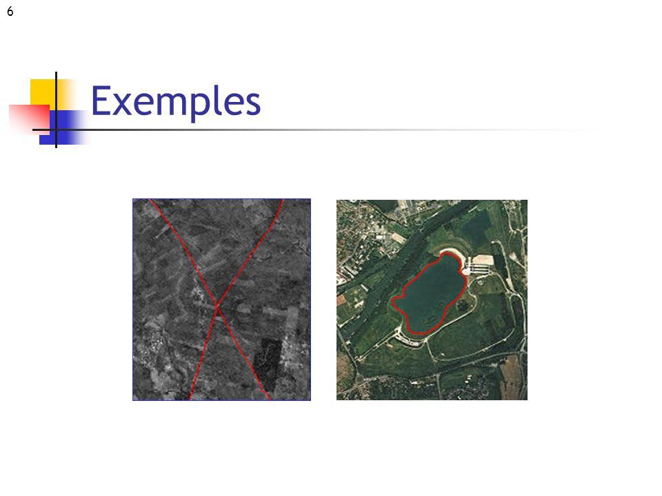 7 Motivation Les graphes image sont une représentation discrète de la géométrie de limage.