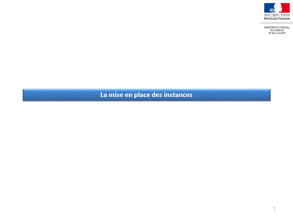 Les conseils de surveillance ont été mis en place… N=709N=350 N=148N=95N=30N=74 …Et fonctionnent : le nombre moyen de réunions du conseil de surveillance varie entre 4 et 5,6 selon le type détablissement (entre juin 2010 et juin 2011) : Le conseil de surveillance 8