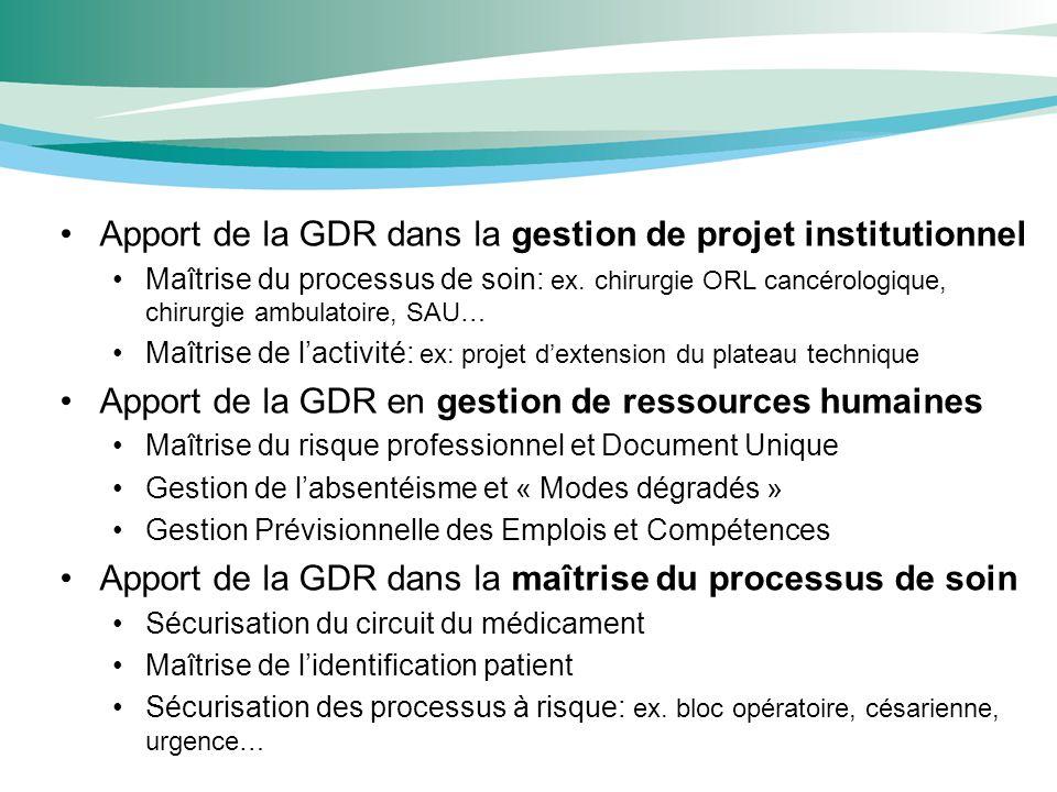 Les clés de la réussite au centre hospitalier de Béziers .