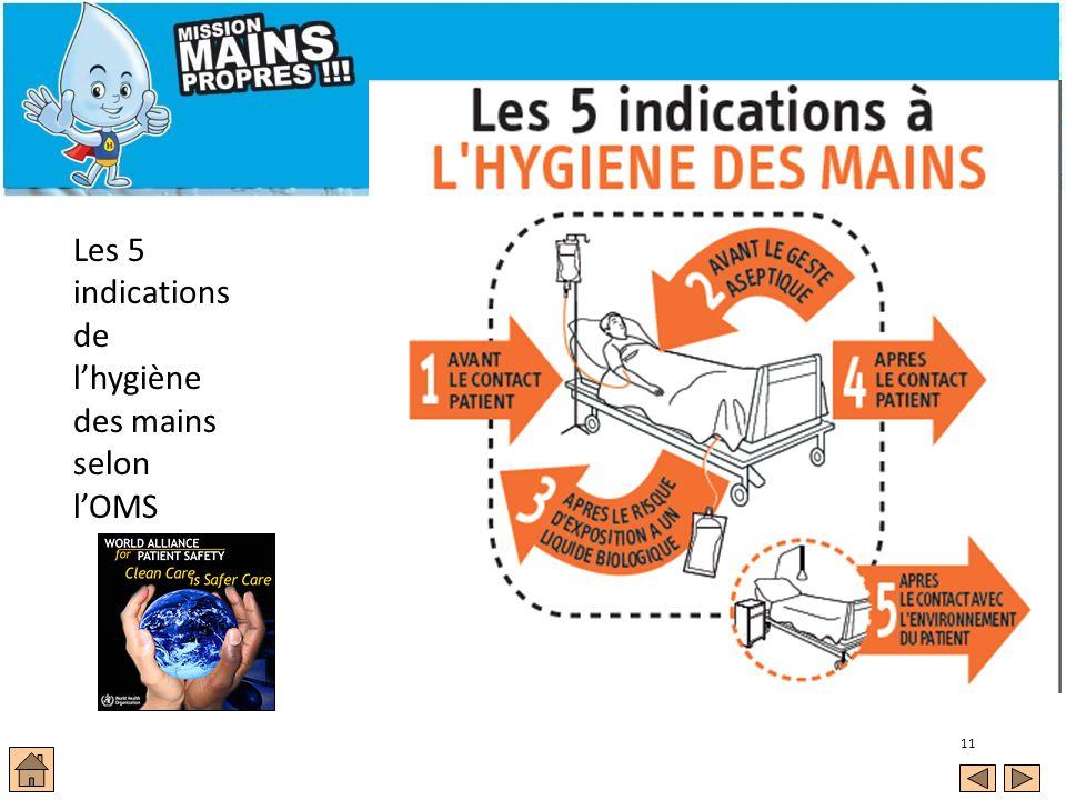 12 La friction en image : une technique rapide Film sur la friction = 30 secondes voir si possible Pour en savoir plus, la technique filmée : http://www.sante-jeunesse- sports.gouv.fr/dossiers/sante/mission-mains-propres/outils- campagne/IMG/avi/Video_Visionner_la_friction_hydro_alcooliques.avi http://www.sante-jeunesse- sports.gouv.fr/dossiers/sante/mission-mains-propres/outils- campagne/IMG/avi/Video_Visionner_la_friction_hydro_alcooliques.avi