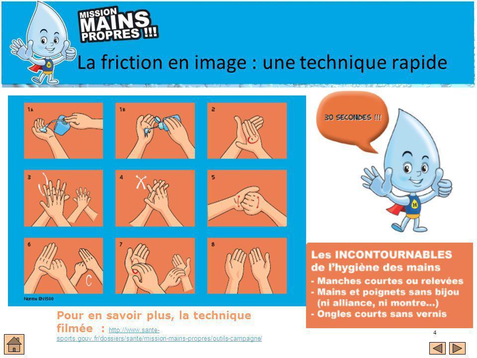 5 Les 5 indications de lhygiène des mains selon lOMS
