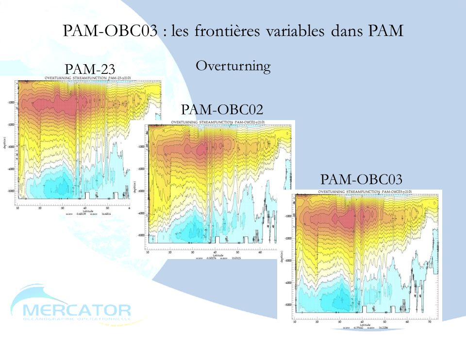 mai 200320 PAM-OBC03 : les frontières variables dans PAM Overturning PAM-23 PAM-OBC02 PAM-OBC03