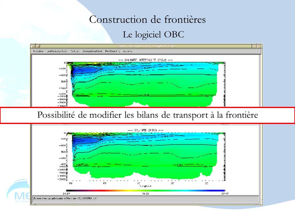 mai 200327 http://intranet.mercator-ocean.fr/~ndaget Conclusion Nette amélioration par rapport à la zone tampon ; Un bilan plus mitigé pour les frontières ouvertes variables ; Une configuration prête à passer en opérationnel.