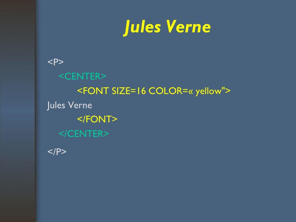 Jules Verne Jules Verne