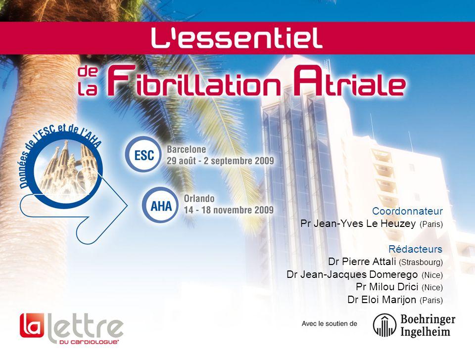 LESC de A à Z La Lettre du Cardiologue Coordonnateur Pr Jean-Yves Le Heuzey (Paris) Rédacteurs Dr Pierre Attali (Strasbourg) Dr Jean-Jacques Domerego