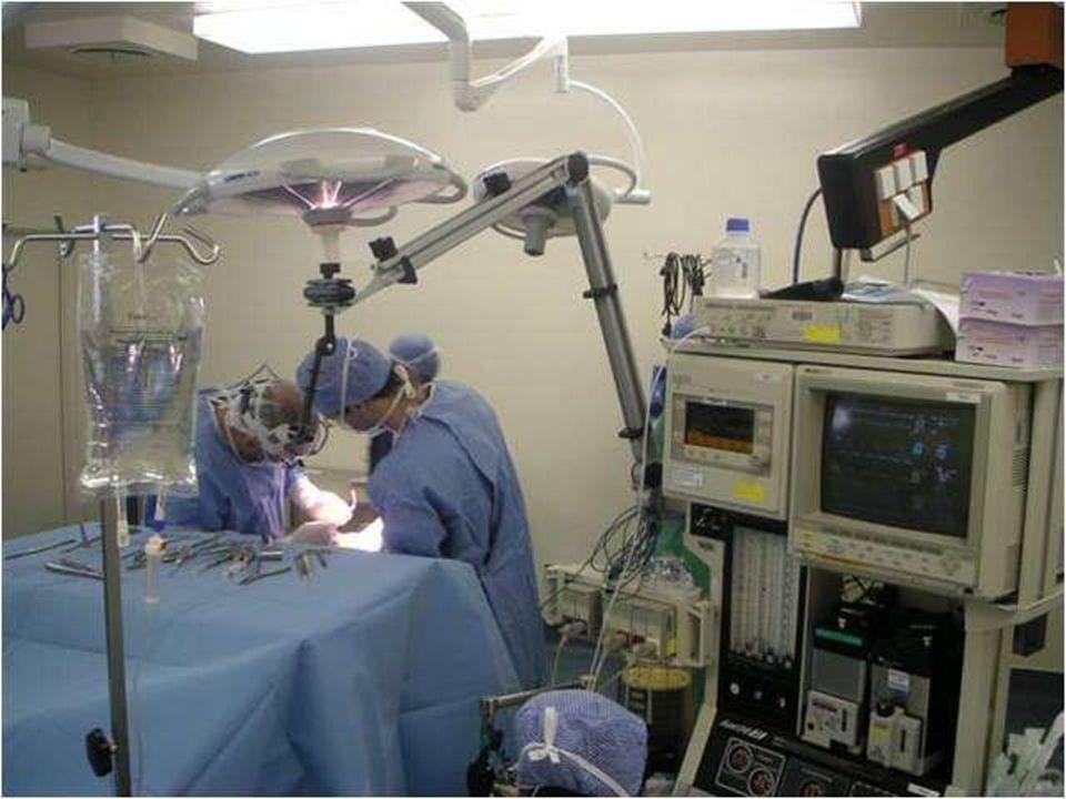 Les interventions en cancérologie (2) n laryngectomies partielles : C.I.