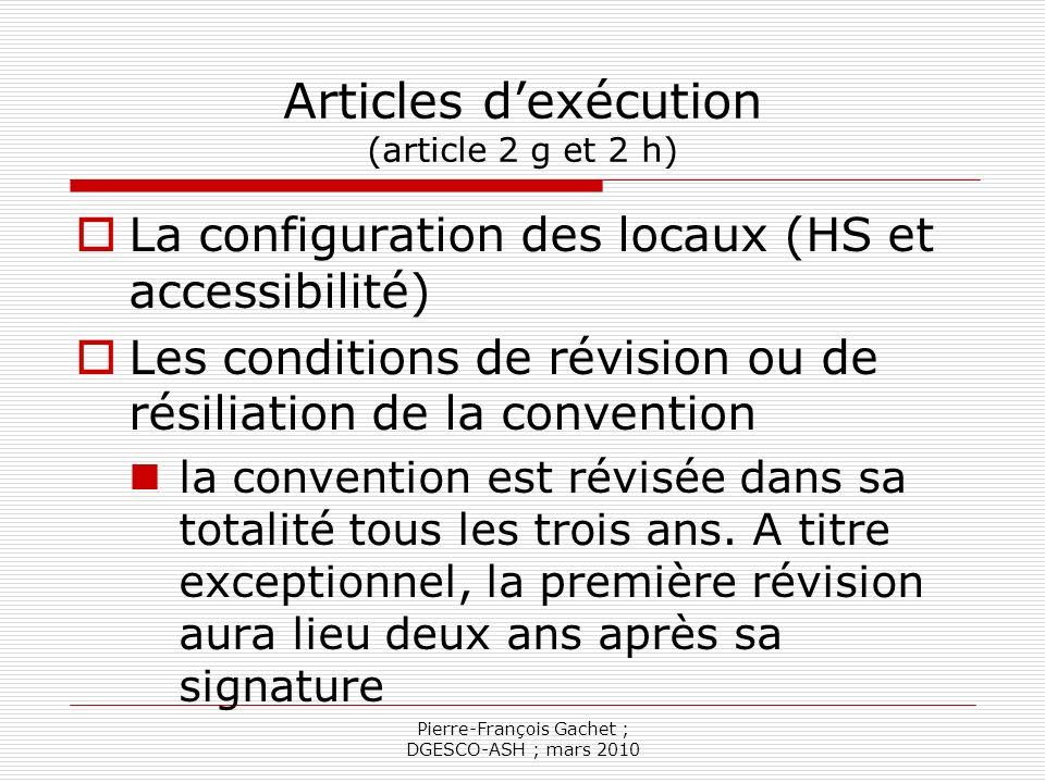 Pierre-François Gachet ; DGESCO-ASH ; mars 2010 Les conditions de diplômes (article 3) Les conditions de diplômes des enseignants qui y exercent (diplômes spécialisés EN et AS)