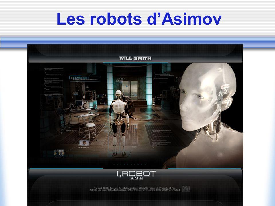 Les robots dAsimov