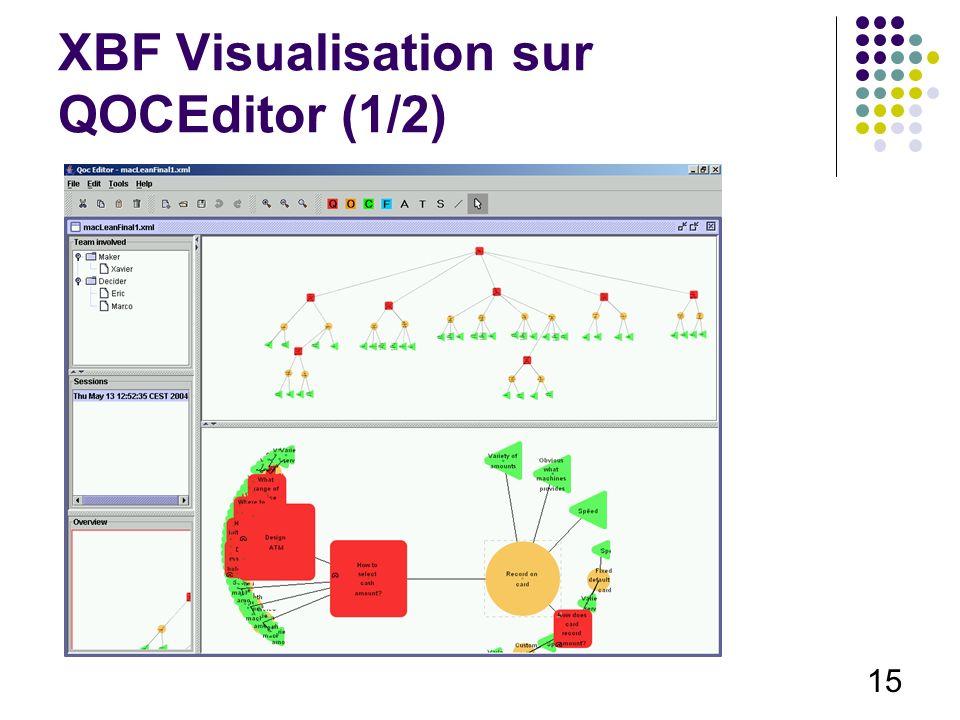 15 XBF Visualisation sur QOCEditor (1/2)