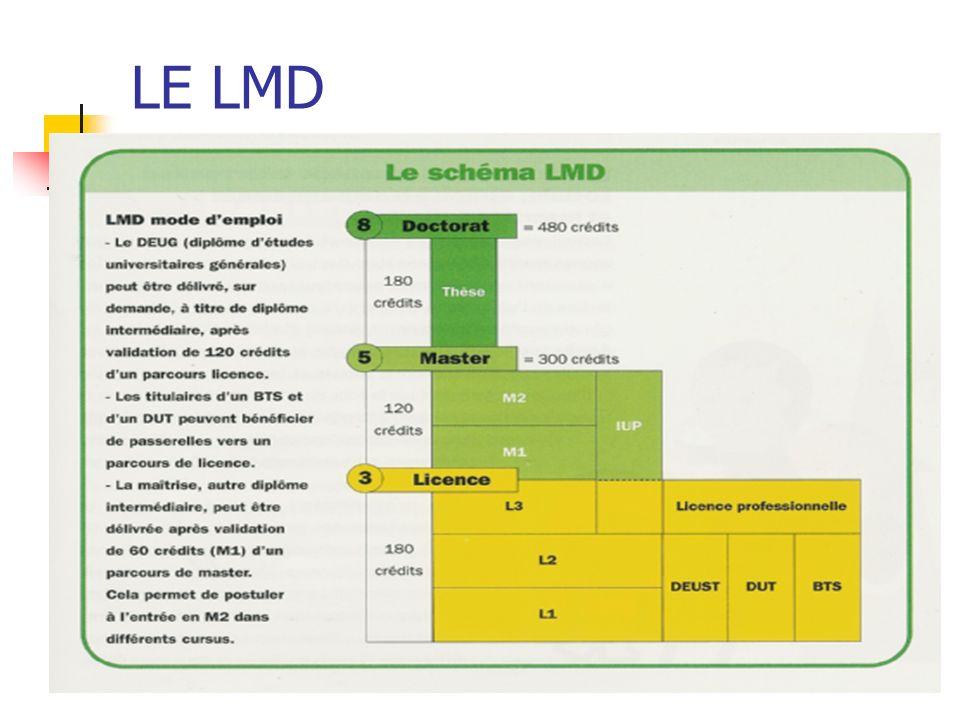 LE LMD