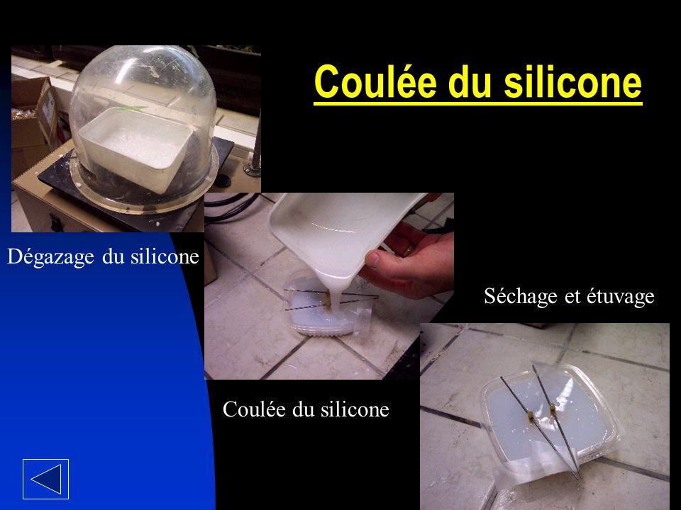 Préparation de la maquette Repérage du plan de jointSoudage de la queue de coulée Choix du caisson de moulage