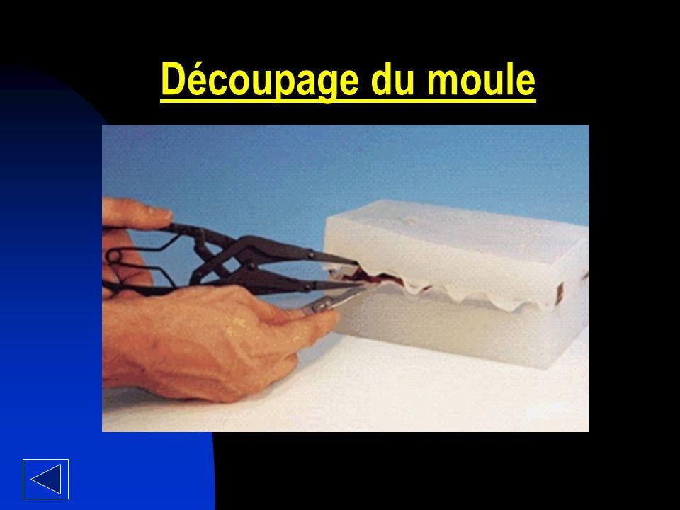 Coulée du silicone Dégazage du silicone Coulée du silicone Séchage et étuvage