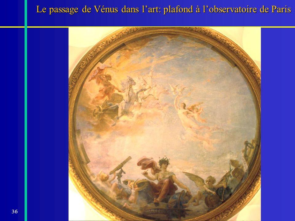 37 Passage de Vénus (observatoire de Paris, Prouha, 1878)