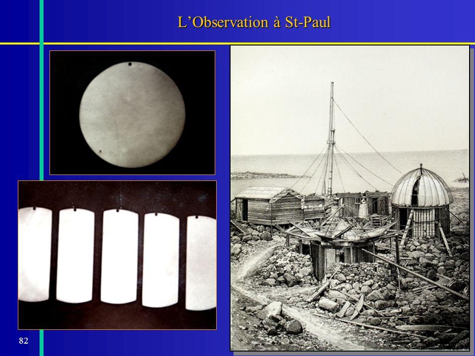 82 LObservation à St-Paul