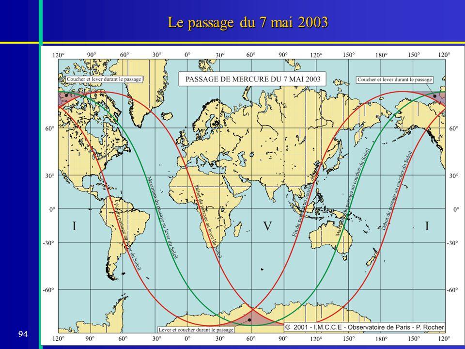 94 Le passage du 7 mai 2003