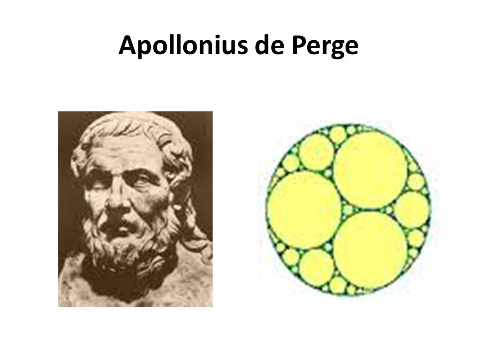Apollonius de Perge