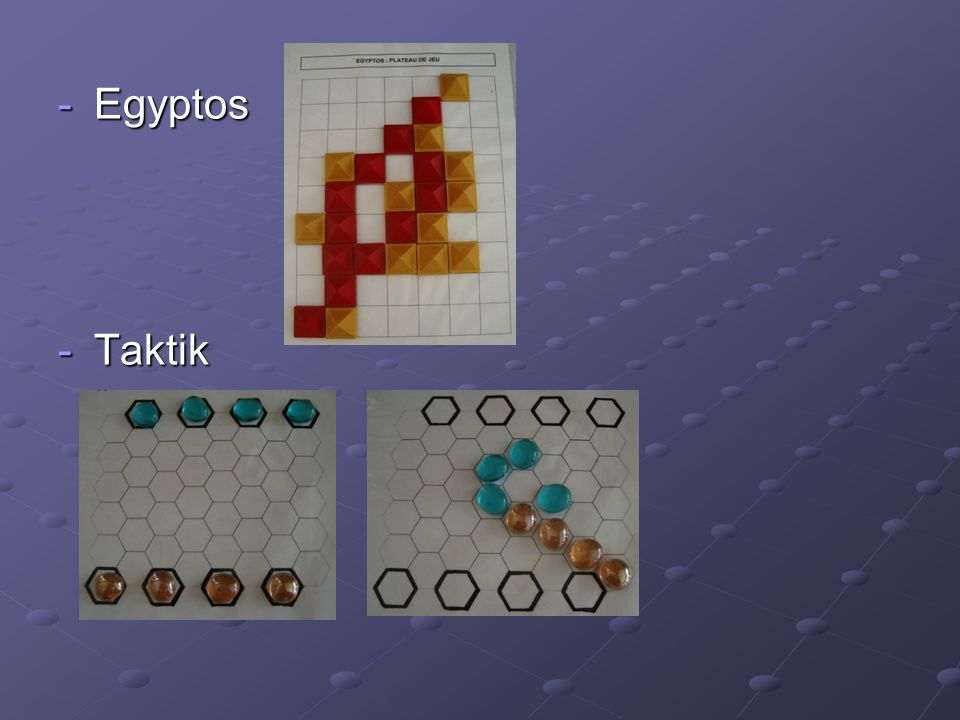 -Egyptos -Taktik