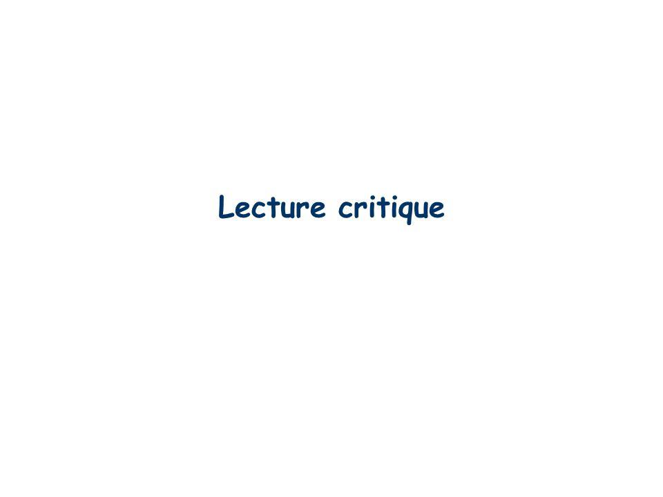 Michel Cucherat - Service de Biostatistique et service de Pharmacologie Clinique - Lyon 76 Réalisation d'une MA - étapes (2) Estimer l'effet du traite