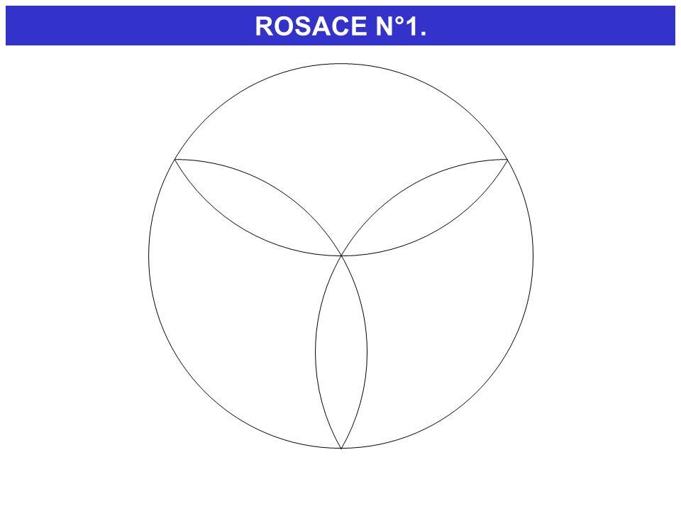 ROSACE N°1.
