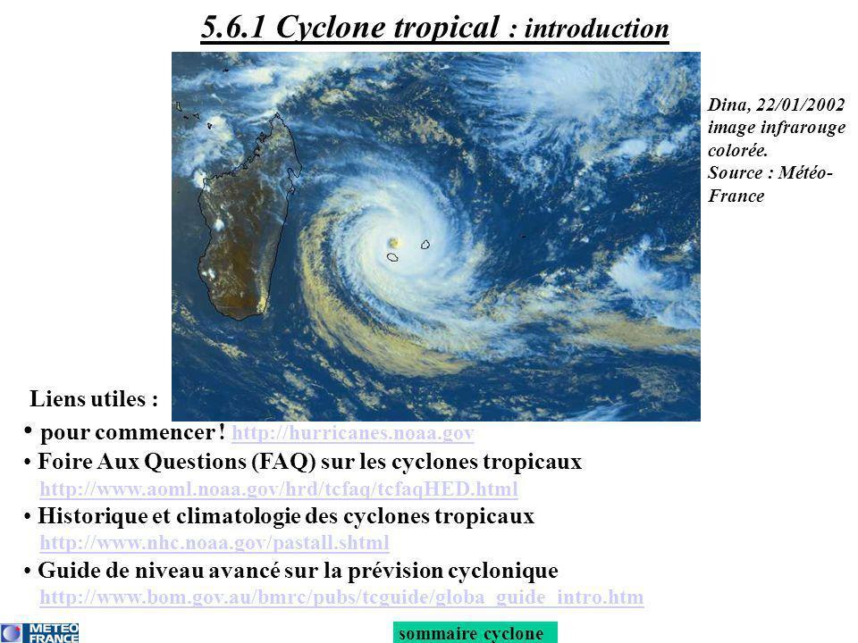 Liens utiles : pour commencer ! http://hurricanes.noaa.gov http://hurricanes.noaa.gov Foire Aux Questions (FAQ) sur les cyclones tropicaux http://www.