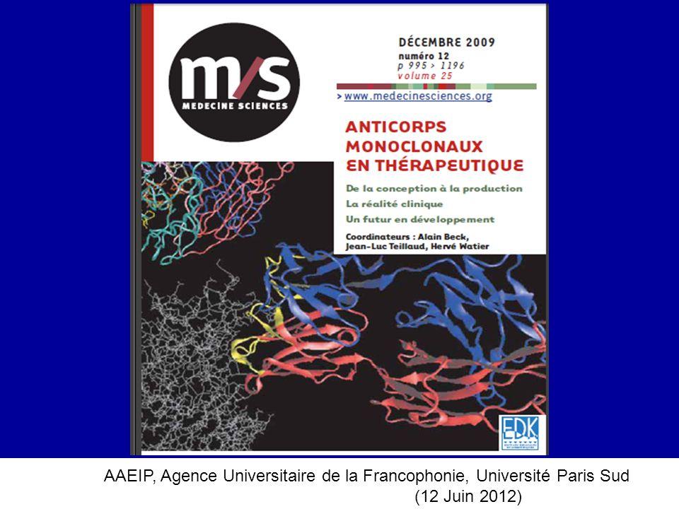 AAEIP, Agence Universitaire de la Francophonie, Université Paris Sud (12 Juin 2012)