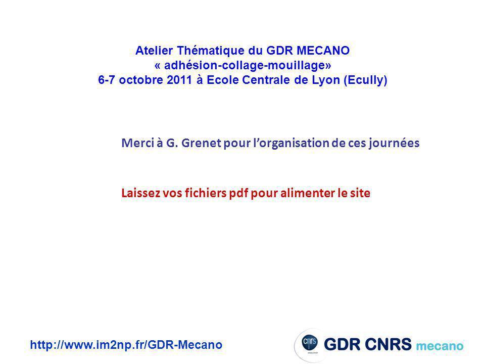 http://www.im2np.fr/GDR-Mecano Merci à G.