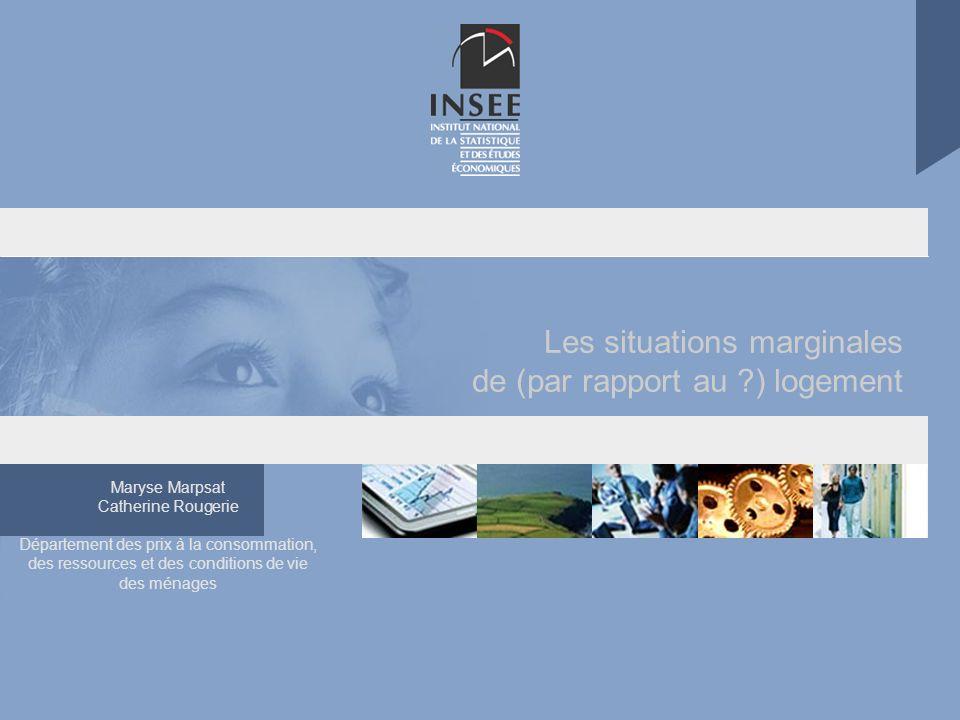 Page 2 SML – CNLE, 25 juin 2009 Insee Le rapport du groupe SML sur les méthodes et sources statistiques publiques Lexpertise en cours sur le dispositif statistique sur le logement (à lInsee) Les préconisations