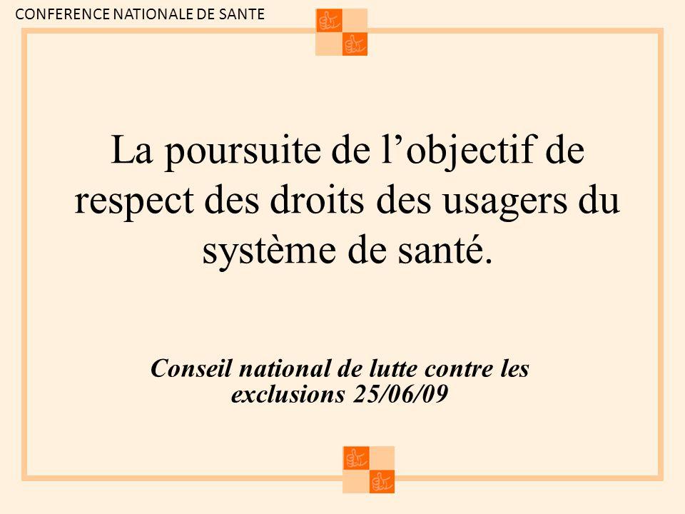 La mandature 2006-2009.« Réinstallation » de la CNS en octobre 2006.
