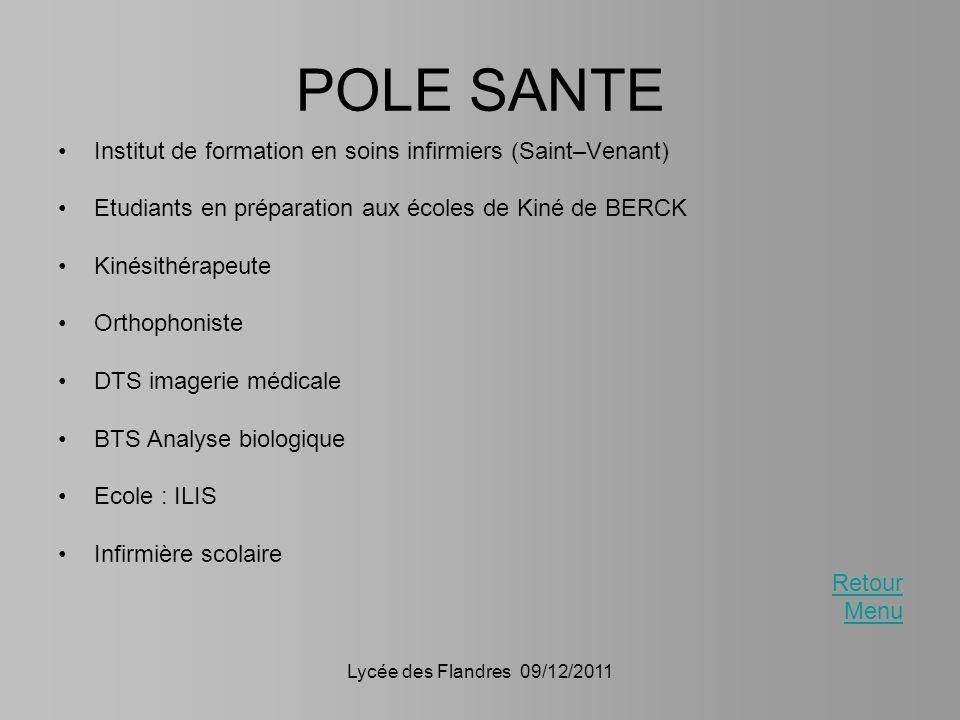 Lycée des Flandres 09/12/2011 AUTRES…..