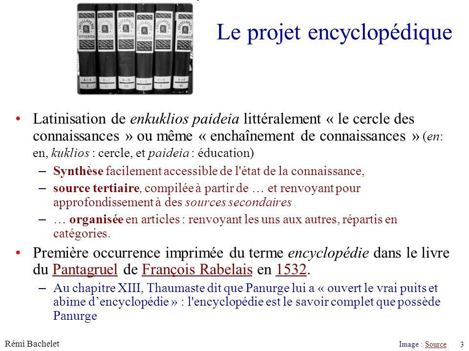 Rémi Bachelet 4 Licence cc-by Histoire des encyclopédies Pline l Ancien (23-79 ap.