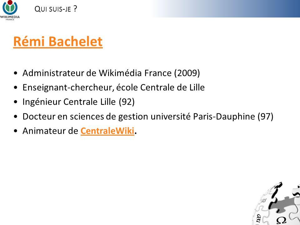 Exemple de projets et partenariat Wikimédia