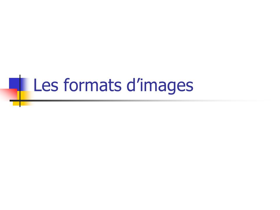 BMP (bitmap) DFX (autocad) EPS (Encapsulated PostScript) GIF (Graphical Interchange Format) JPEG (Joint Photographic Experts Group) Photo CD PCX PICT PS (PostScript) TIFF (Tagged Image File Format) WPG (WordPerfect) …