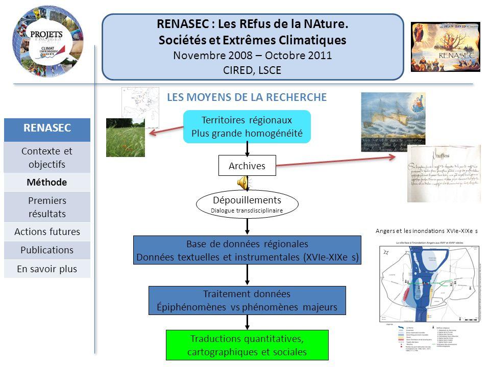 RENASEC : Les REfus de la NAture.