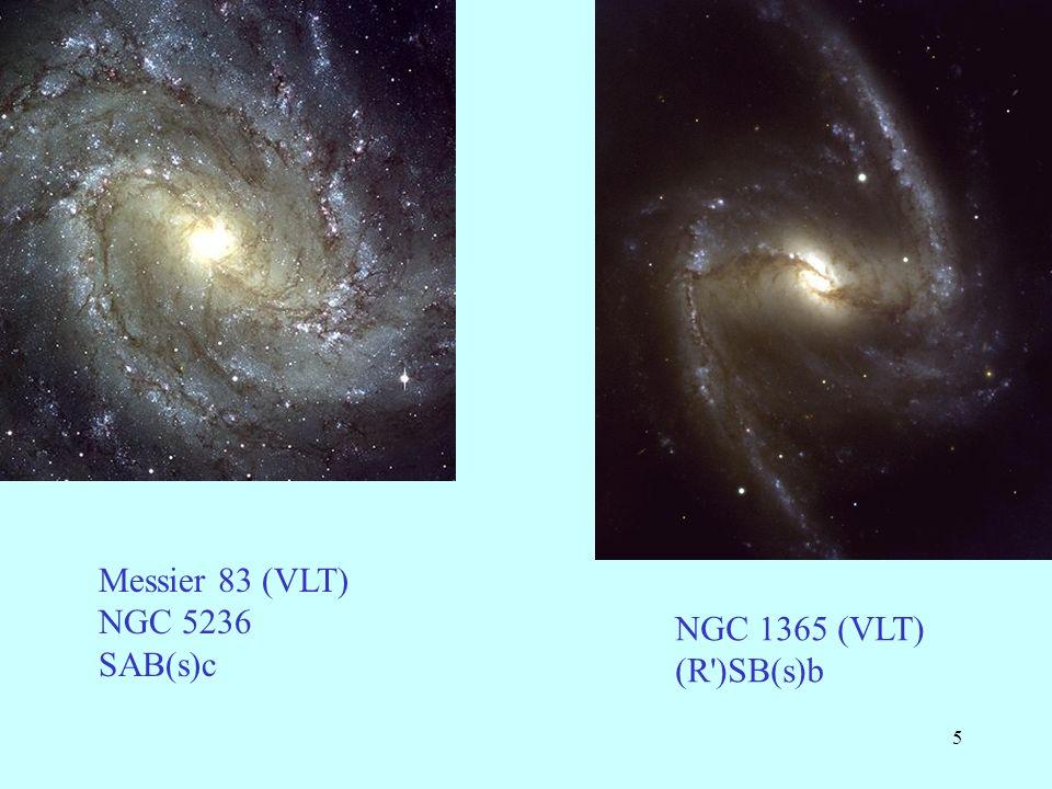 46 Elliptiques & Early-types Certaines galaxies sont difficiles à classifier, entre lenticulaires et elliptiques.