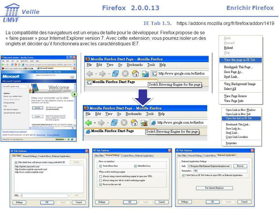 La compatibilité des navigateurs est un enjeu de taille pour le développeur.