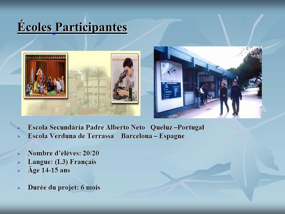 Objectifs généraux Pratiquer la langue étrangère: français.