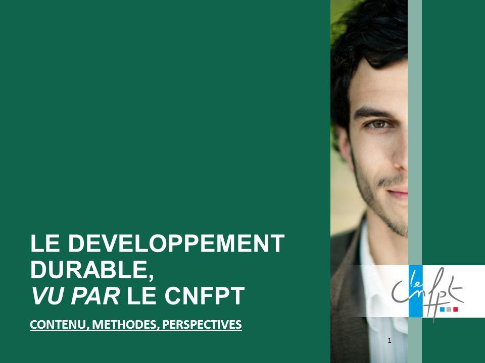 Présentation du répertoire des métiers territoriaux 13 janvier 2014 12