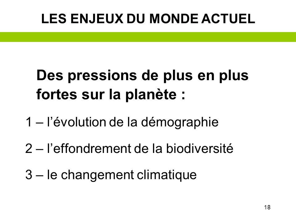 17 –E–Enquête… avec un objet du quotidien –L–Les enjeux du monde actuel –U–Une réponse : le développement durable ? ETAPE 1 : COMPRENDRE