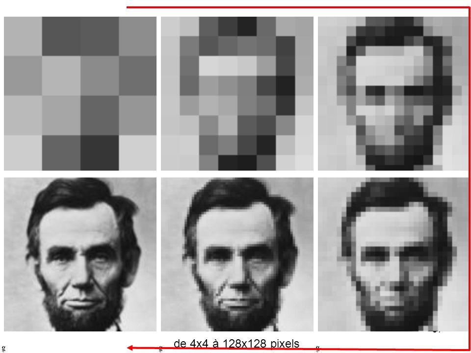 37 de 4x4 à 128x128 pixels