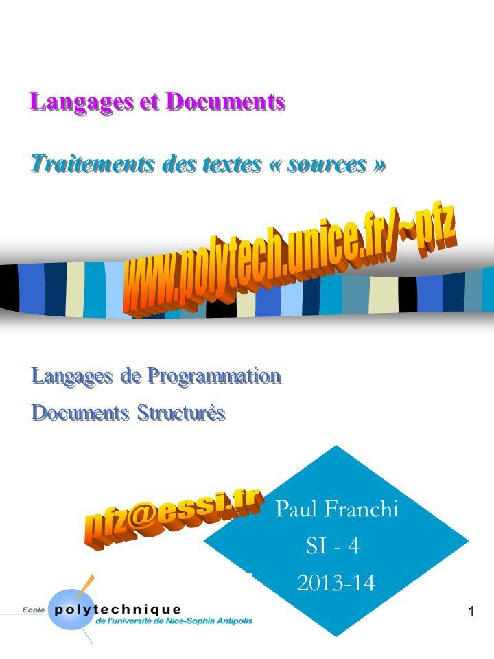 Transparent 41 lex : les chaînes de caractères en Ada n Expression ambigüe: .