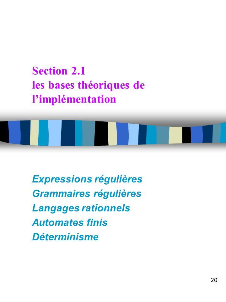 Transparent 19 < id,13> < if> < id,1> #11: Pile Analyse lexicale : le découpage dun source Java class Pile { // lexicalement correct public int hauteu