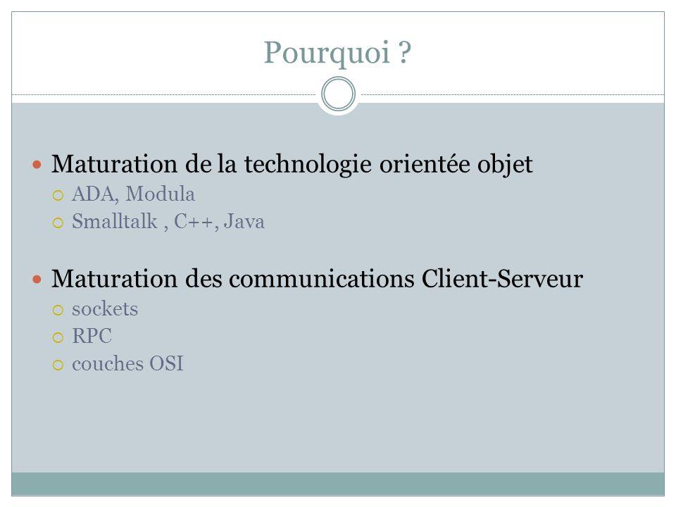 Erreurs classiques Stub inaccessible au rmiregistry java.rmi.ServerException: RemoteException occurred in server...