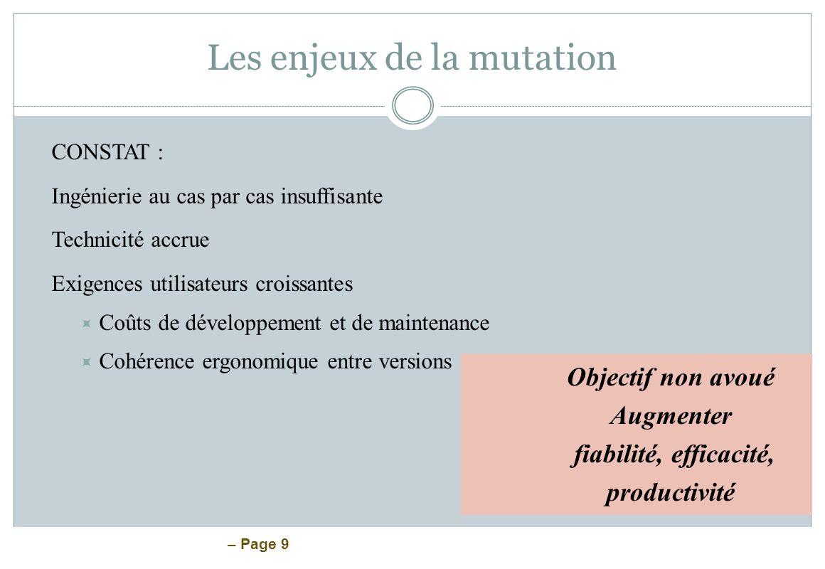 – Page 60 Evaluation Evaluation coopérative Évaluation centrée utilisateurs Evaluation heuristique Evaluation par analyse Grille Xerox