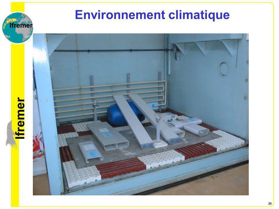 lfremer 26 Environnement climatique