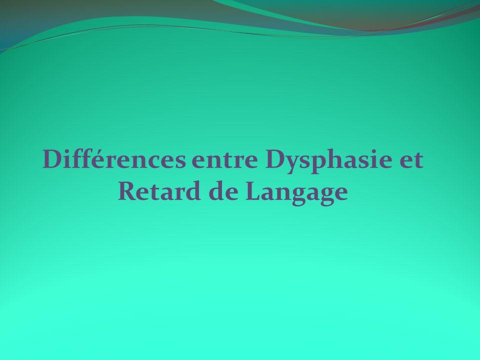 EVOLUTION des dysphasies phonologico- syntaxiques : l enfant peut parfois rester inintelligible jusqu à 7 ou 8 ans avec donc des difficult é s scolaires importantes.