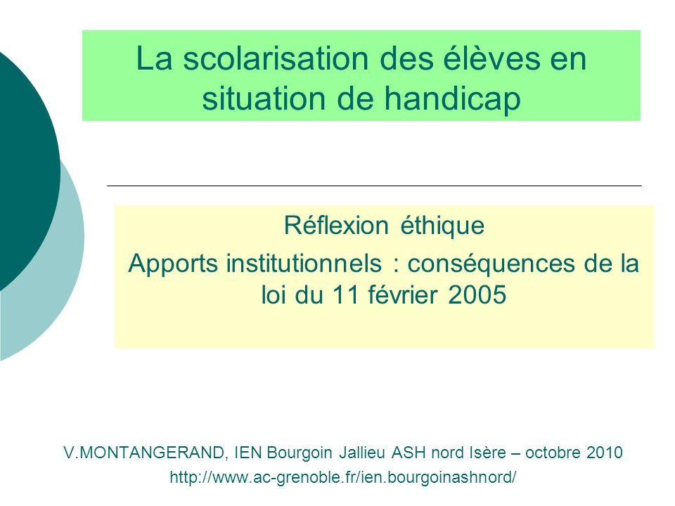 CIH : Classification de lOMS de 1980 adoptée par la France en 1989.
