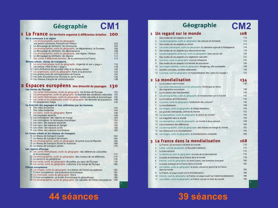 CM1CM2 39 séances44 séances